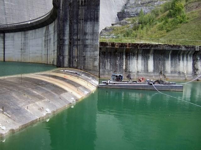 Barrage de Vouglans (39)